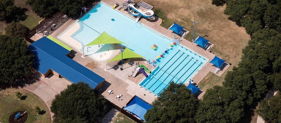 denton civic center pool renovation 4
