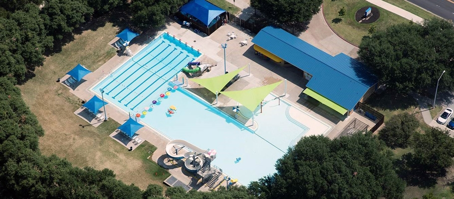 denton civic center pool renovation 6