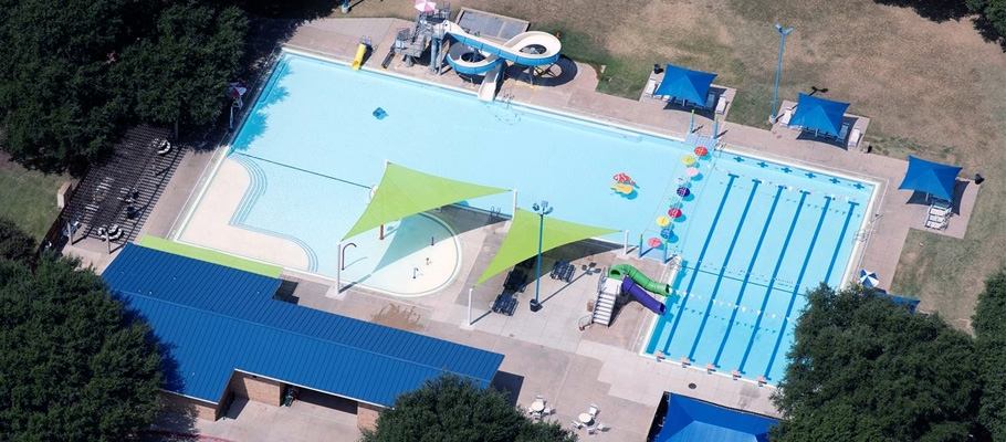 denton civic center pool renovation 5